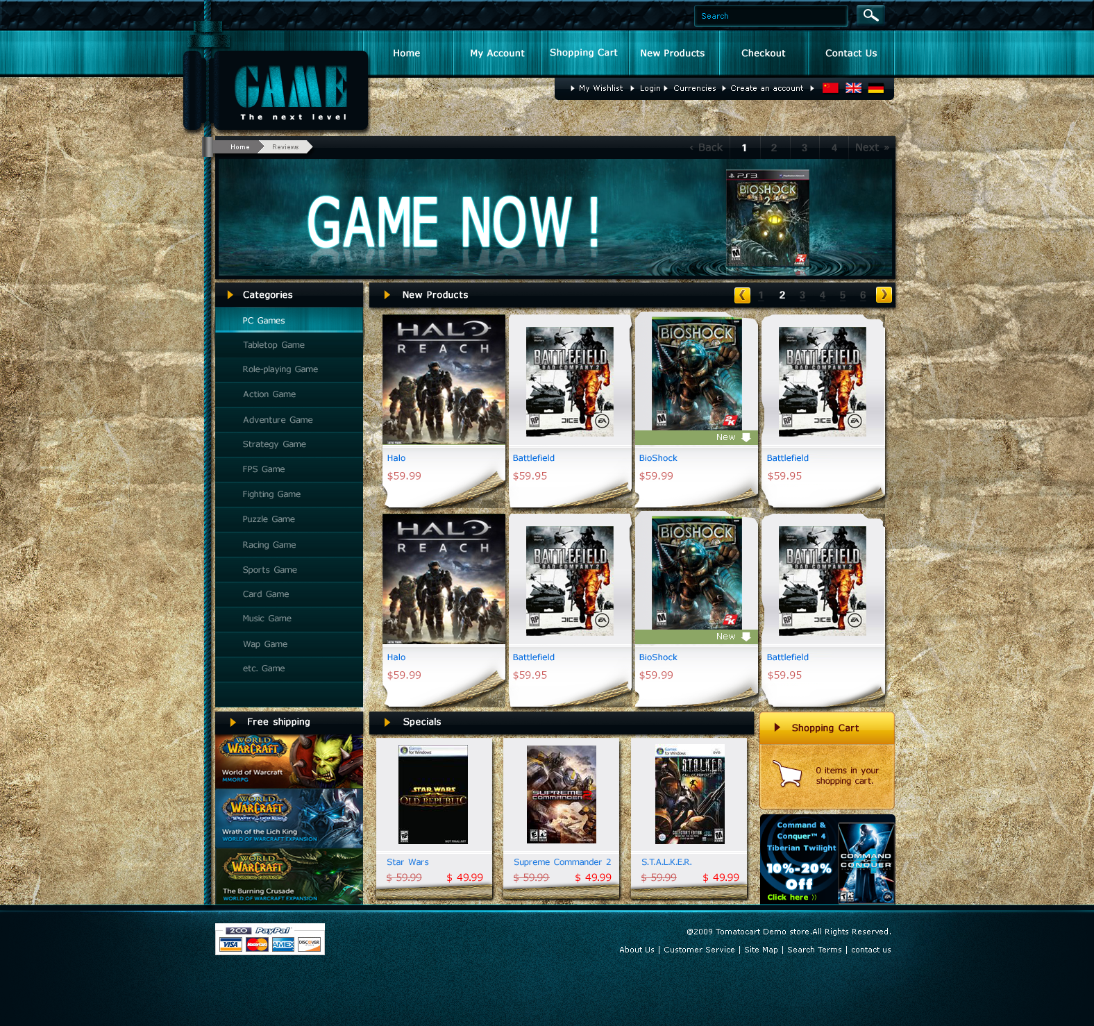 Games Templates Html Game Template Show