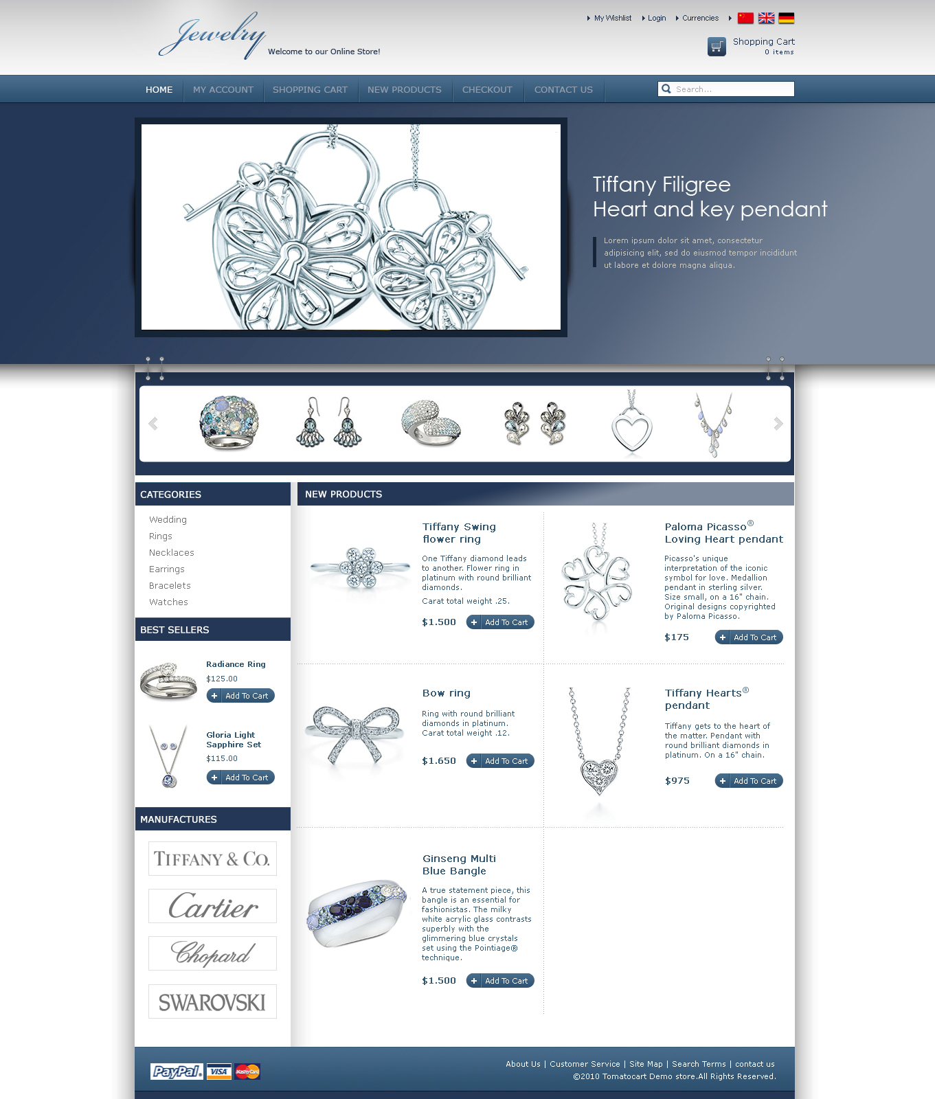 online business jewelry