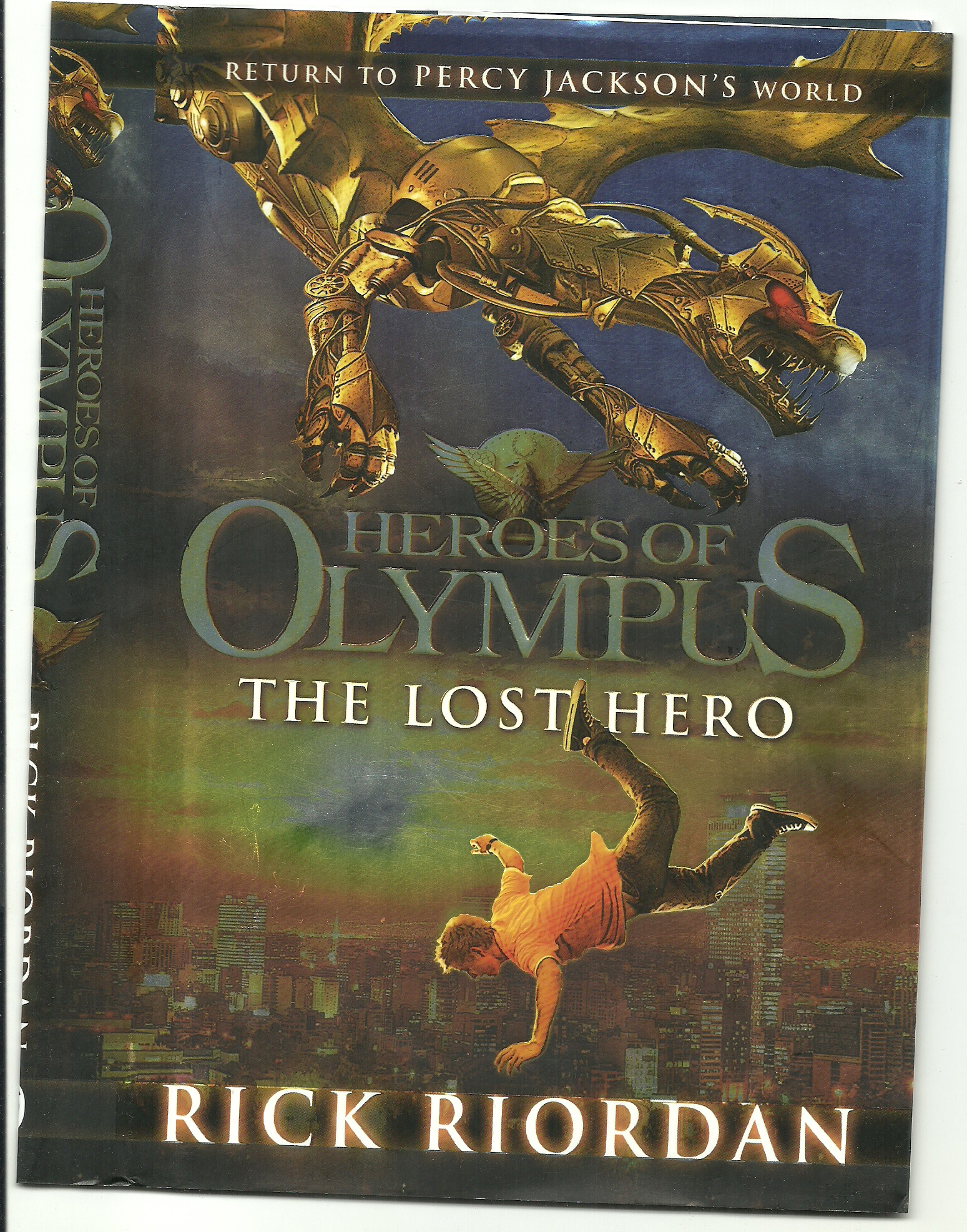 the lost hero book report What are the rising and falling action in the lost hero  what is the falling action in the book the lost hero i would love to answer your question but i dont know.