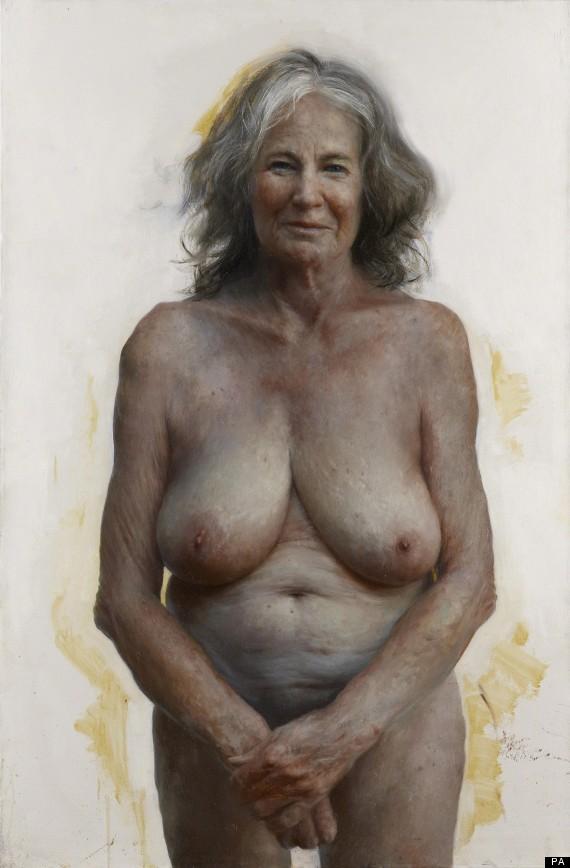 старые фото голых женщин