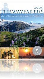 The Wayfarers 2009 Brochure of Walking Vacations