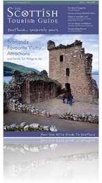 The Scottish Tourism Guide Magazine 2008