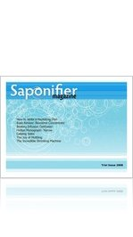 Saponifier Magazine - Free Sample Issue