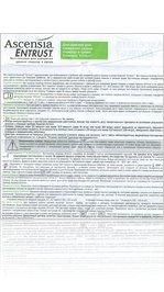 User guide test-strip Ascensia Entrust