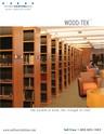 Aurora Wood Tek Shelving System