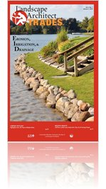 January 2010 The Landscape Architect Trades Erosion, Irrigation and Drainage