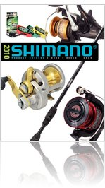 SHIMANO 2010 FISHING CATALOG