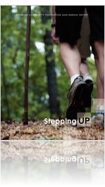 ARCF Annual Report 2009--Stepping Up
