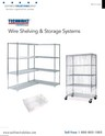 Wire Shelving Storage Systems