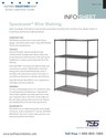 Wire Shelving Units Medical Storage