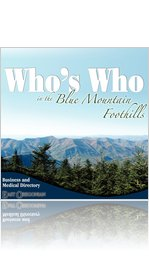 Who's Who in the Blue Mountain Foothills