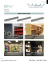 EZ Rail Flexible Storage Shelving Options