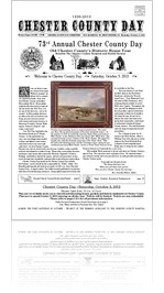 73rd Annual Chester County Day House Tour Newspaper