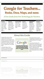 Google for Teachers