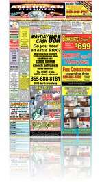 American Classifieds of Knoxville 04-01-10 Edition