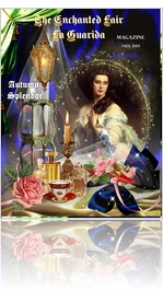 "The Enchanted Lair ~ La Guarida Magazine Fall 2013 ""Autumn Splendor"""