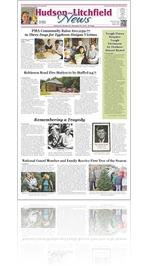 Hudson~Litchfield News 11-22-2013