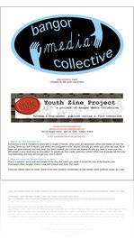 Zine Resource Sheet from INK Youth Zine Project