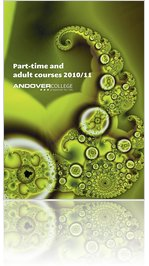 Andover College part-time guide 2010