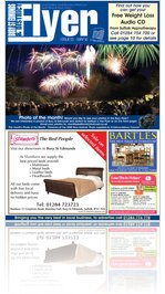 Bury St Edmunds Flyer (May Edition)