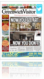 The Greenwich Visitor Jan 2014