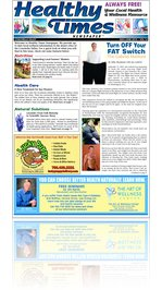 Healthy Times Newspaper Coachella Valley - Volume 14