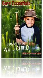 Operation Wild Child Activity Booklet