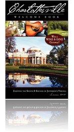 Charlottesville Welcome Book Summer10