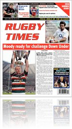 Rugby Times - 4th June 2010
