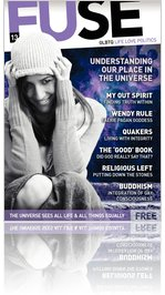 FUSE 13 The Gay Spirituality Issue (GIRL Cover)