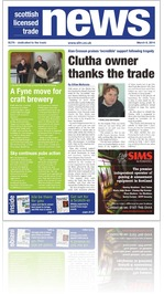 Scottish Licensed Trade News