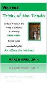 MARCH-APRIL 2014 WRITERS' TRICKS OF THE TRADE EZINE