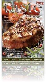 Taste Magazine - July 2010