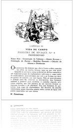 ESCUTISMO PARA RAPAZES, Palestra de Bivaque n.º 8