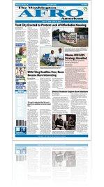 Washington D.C. Afro-American Newspaper, July 17, 2010