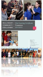 Mullingar Community College PLC Courses 2014