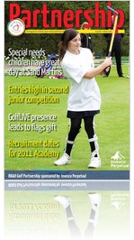 Partnership - the magazine for the Berks, Bucks & Oxon Golf Partnership