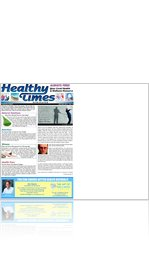 Healthy Times Newspaper - Coachella Valley, CA - Pub 15