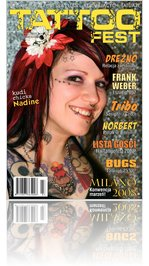 Tattoofest Magazine # 11
