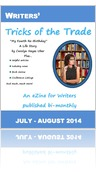JUL-AUG 2014 WRITERS' TRICKS OF THE TRADE