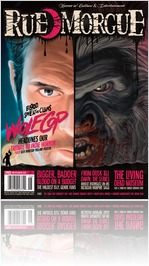 Rue Morgue Issue 145