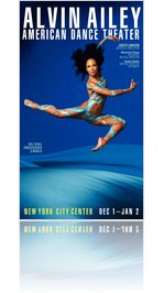 Alvin Ailey American Dance Theater 2010 New York Season