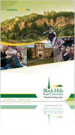 Black Hills State University Application Guide 2010-2011