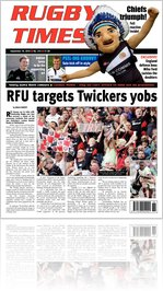 Rugby Times - 10th Sept 2010
