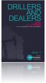 The Oil Council's September 2010 Edition of 'Drillers and Dealers'