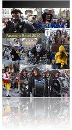 Fasnacht photos Basel 2010