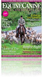 Equine Canine and Country Life November 2010