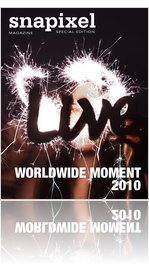Snapixel Magazine Special Edition: Worldwide Moment 2010