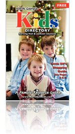 North GA Kids' Directory Holiday Issue