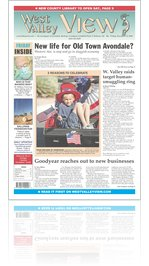 West Valley View : Vol. 25, Issue No. 061: Friday, November 12, 2010